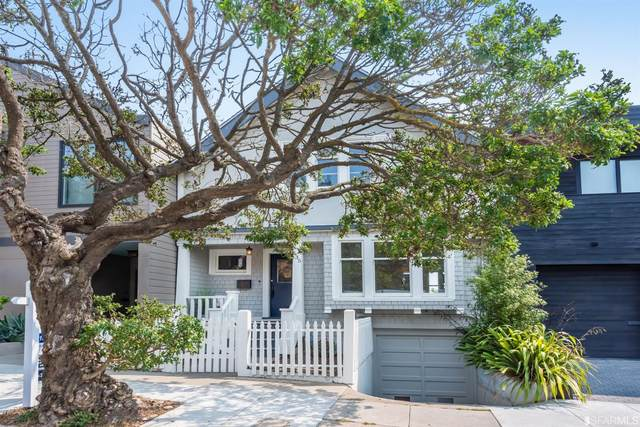 535 Laidley Street, San Francisco, CA 94131 (#502320) :: Corcoran Global Living