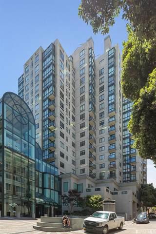 1 Daniel Burnham Court #724, San Francisco, CA 94109 (MLS #502369) :: Keller Williams San Francisco