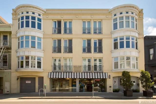 3439 Sacramento Street #401, San Francisco, CA 94118 (MLS #502426) :: Keller Williams San Francisco