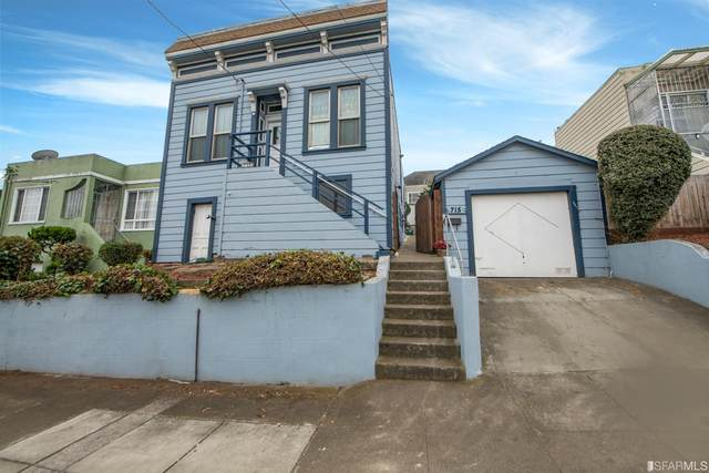 715 Mount Vernon Avenue, San Francisco, CA 94112 (MLS #502484) :: Keller Williams San Francisco