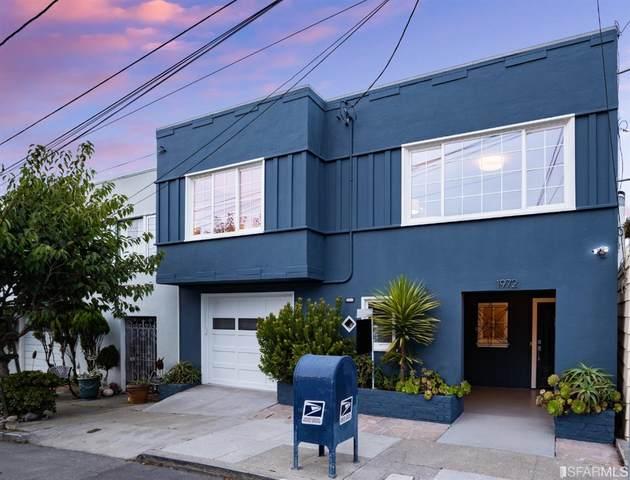 1972 11th Avenue, San Francisco, CA 94116 (#502667) :: Corcoran Global Living