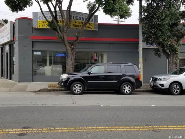 5960 Mission Street, San Francisco, CA 94112 (MLS #502824) :: Keller Williams San Francisco
