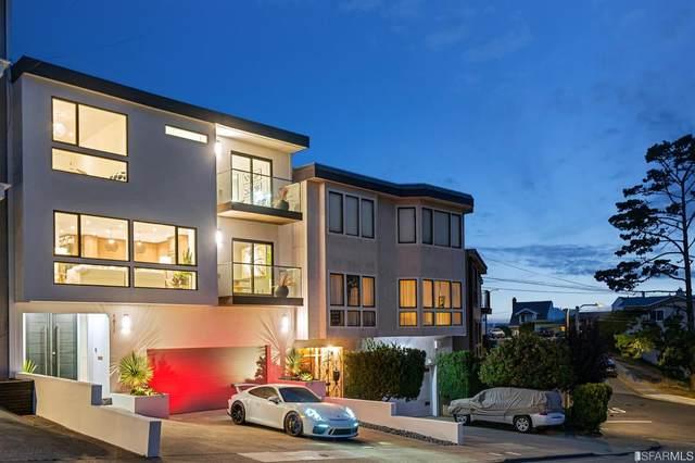 1811 11th Avenue, San Francisco, CA 94122 (#502834) :: Corcoran Global Living