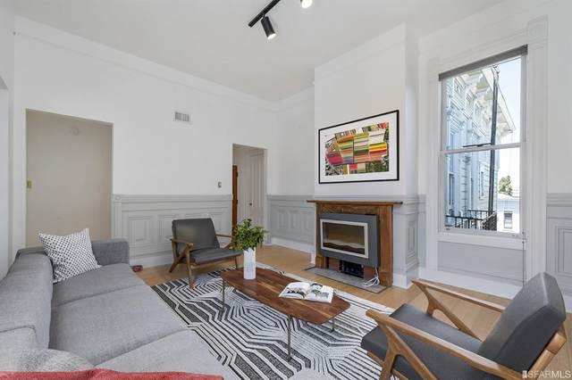 865 Hayes Street B, San Francisco, CA 94117 (#502857) :: Corcoran Global Living