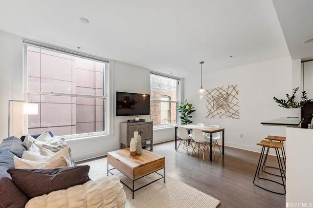 74 New Montgomery Street #307, San Francisco, CA 94105 (MLS #503124) :: Keller Williams San Francisco