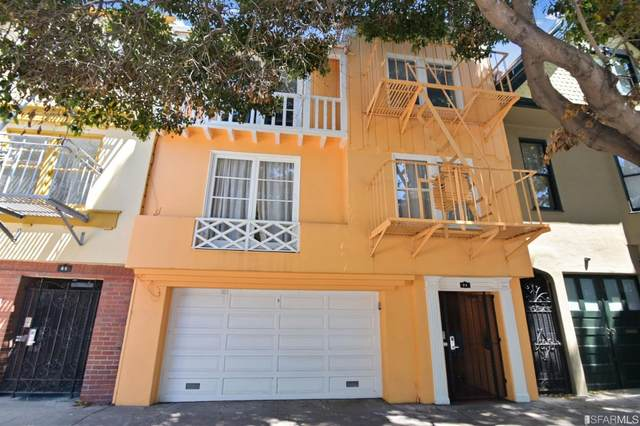 71 Sanchez Street C, San Francisco, CA 94114 (#503165) :: Corcoran Global Living