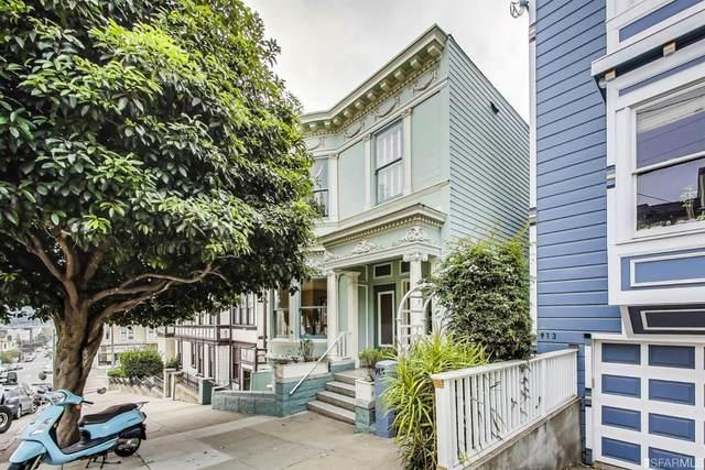 909 Central Avenue, San Francisco, CA 94115 (#503268) :: Corcoran Global Living