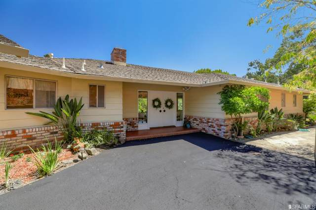 1465 San Raymundo Road, Hillsborough, CA 94010 (#503470) :: Corcoran Global Living