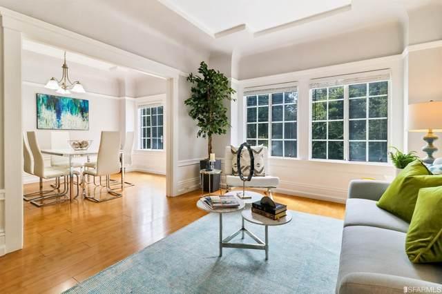 3412 Fulton Street, San Francisco, CA 94118 (#503515) :: Corcoran Global Living
