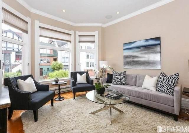 112 Clifford Terrace, San Francisco, CA 94117 (#503696) :: Corcoran Global Living