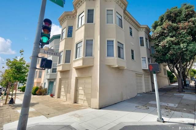451-457 Locust Street, San Francisco, CA 94118 (MLS #503778) :: Corcoran Global Living
