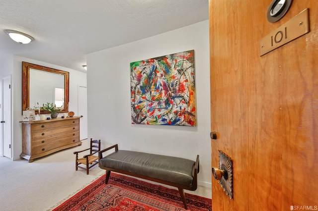 1835 Franklin Street #101, San Francisco, CA 94109 (MLS #503781) :: Corcoran Global Living