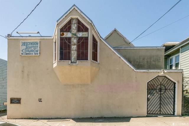 1311 Quesada Avenue, San Francisco, CA 94124 (MLS #503889) :: Corcoran Global Living