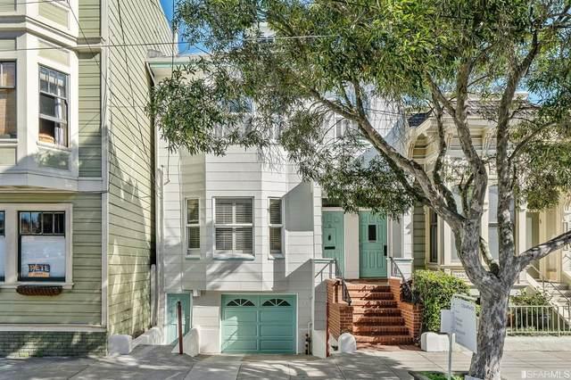 5-7 Walter Street, San Francisco, CA 94114 (#503944) :: Corcoran Global Living