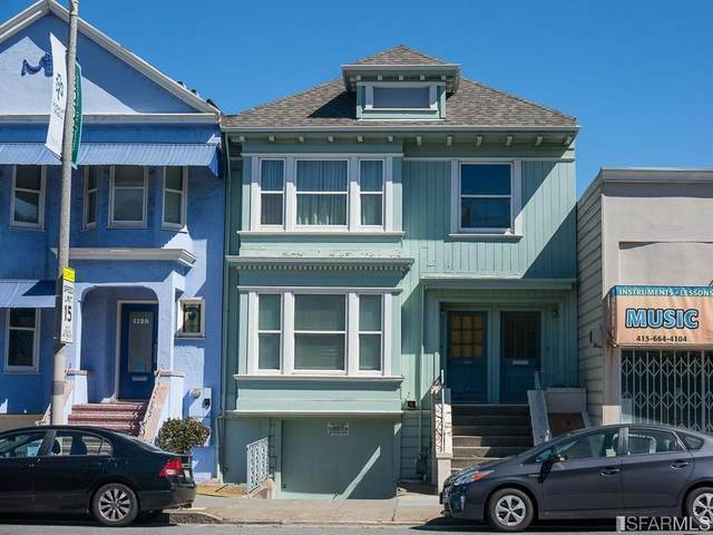 1124-1126 Irving Street, San Francisco, CA 94122 (#504071) :: Corcoran Global Living