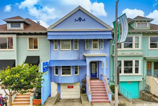 1128 Irving Street, San Francisco, CA 94122 (#504081) :: Corcoran Global Living