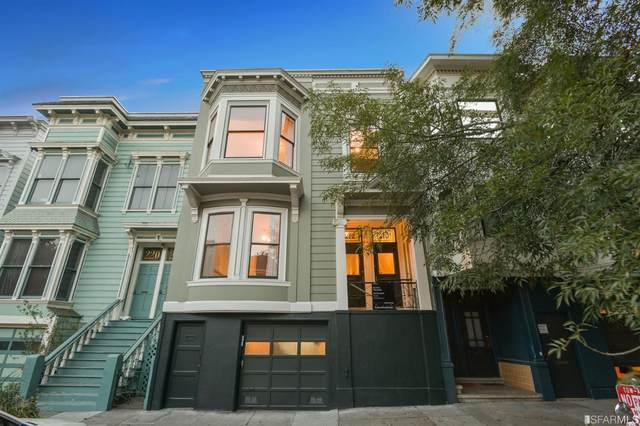 210-212 Noe Street, San Francisco, CA 94114 (#504318) :: Corcoran Global Living