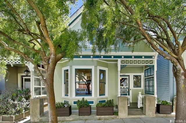 257 Surrey Street, San Francisco, CA 94131 (#504341) :: Corcoran Global Living
