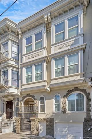 648 Cole Street, San Francisco, CA 94117 (MLS #504503) :: Keller Williams San Francisco
