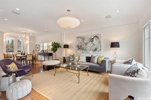 1230 11th Avenue, San Francisco, CA 94122 (#504513) :: Corcoran Global Living