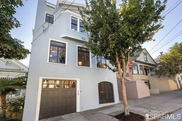 316 Richland Avenue, San Francisco, CA 94110 (#504634) :: Corcoran Global Living