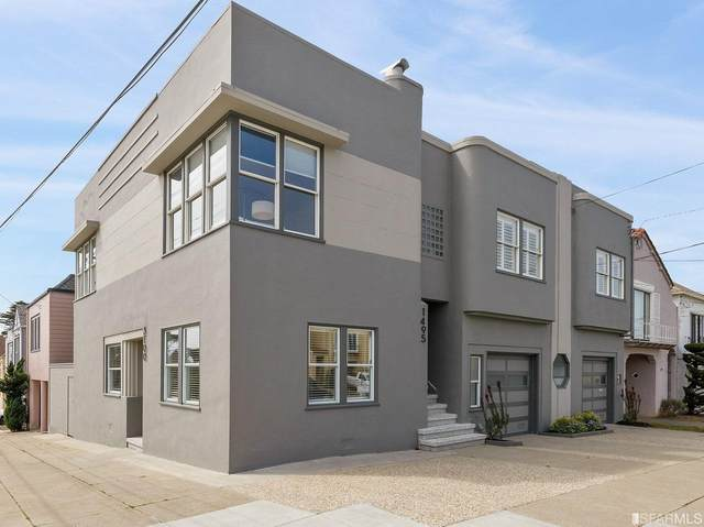 3100 Kirkham Street, San Francisco, CA 94122 (#504744) :: Corcoran Global Living
