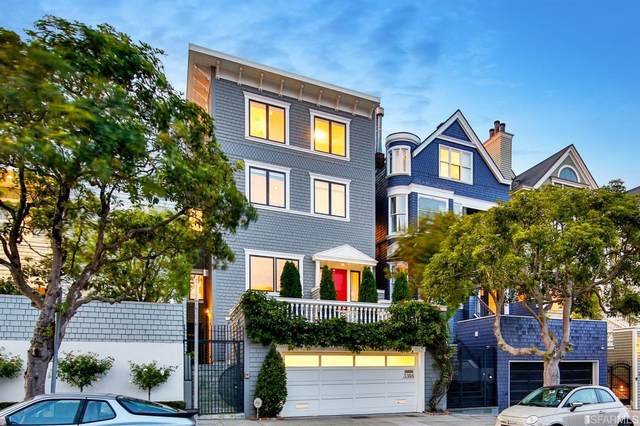 3388 Clay Street, San Francisco, CA 94118 (#504745) :: Corcoran Global Living