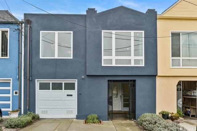 2670 47th Avenue, San Francisco, CA 94116 (#504816) :: Corcoran Global Living