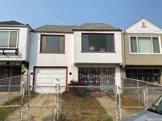 1328 Sunnydale Avenue, San Francisco, CA 94134 (MLS #504955) :: Keller Williams San Francisco