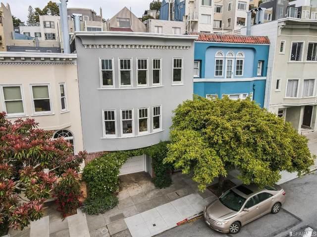 978 Clayton Street, San Francisco, CA 94117 (#505094) :: Corcoran Global Living