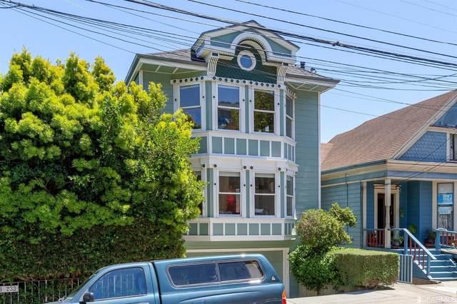 235 Whitney Street, San Francisco, CA 94131 (#505170) :: Corcoran Global Living
