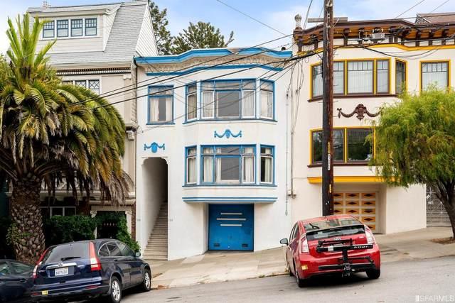 136-138 Baker Street, San Francisco, CA 94117 (MLS #505183) :: Keller Williams San Francisco