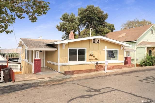 564-568 Alhambra Street, Crockett, CA 94525 (MLS #505244) :: Keller Williams San Francisco