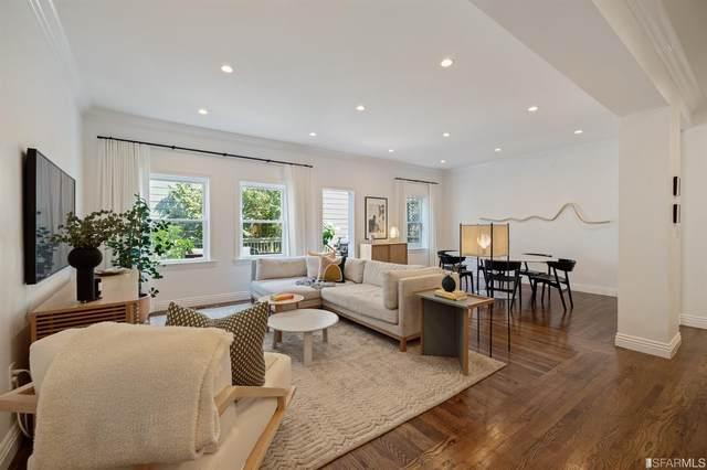 5 Alpine Terrace, San Francisco, CA 94108 (#505375) :: Corcoran Global Living
