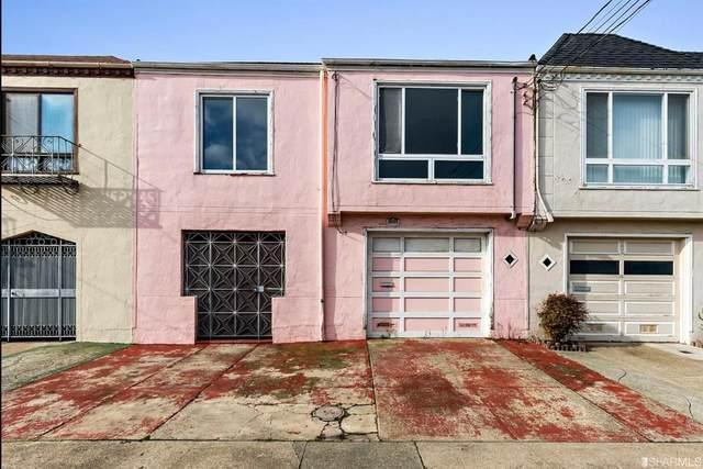 1887-1887 42nd Avenue, San Francisco, CA 94122 (#505426) :: Corcoran Global Living