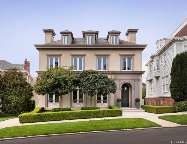 17 Presidio Terrace, San Francisco, CA 94118 (MLS #505434) :: Keller Williams San Francisco