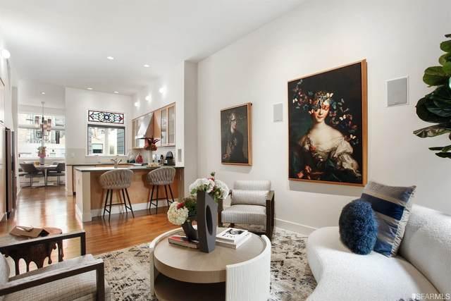 2130 Sutter Street B, San Francisco, CA 94115 (#505457) :: Corcoran Global Living