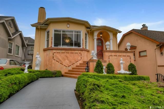 552 NW Miramar Avenue, San Francisco, CA 94112 (#505579) :: Corcoran Global Living