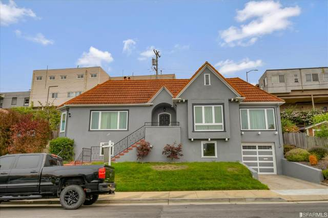 344 Moncada Way, San Francisco, CA 94127 (#505705) :: Corcoran Global Living