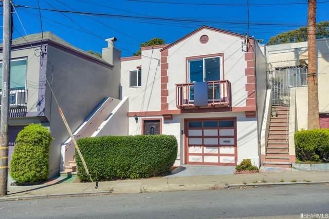 106 Circular Avenue, San Francisco, CA 94131 (#505763) :: Corcoran Global Living