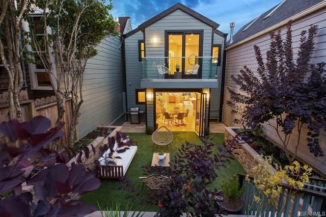 354 Arlington Street, San Francisco, CA 94131 (#505892) :: Corcoran Global Living