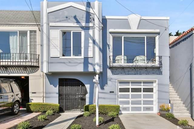 454 Hearst Avenue, San Francisco, CA 94112 (#505982) :: Corcoran Global Living