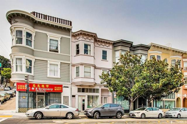 1307-1311 Mason Street, San Francisco, CA 94133 (#505987) :: Corcoran Global Living