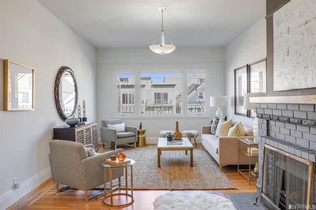 431 2nd Avenue, San Francisco, CA 94118 (#505995) :: Corcoran Global Living