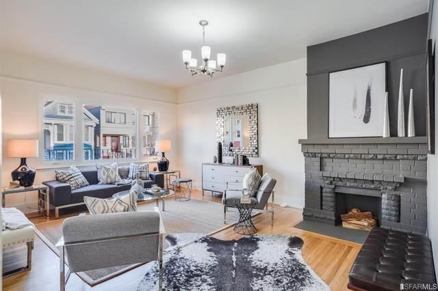 433 2nd Avenue, San Francisco, CA 94118 (#505998) :: Corcoran Global Living