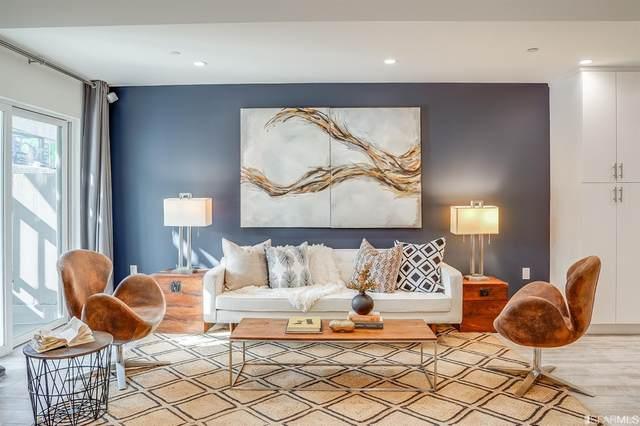 433-A 2nd Avenue, San Francisco, CA 94118 (#505999) :: Corcoran Global Living