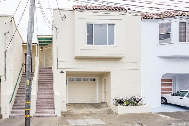 87 San Diego Avenue, San Francisco, CA 94112 (MLS #506073) :: Keller Williams San Francisco