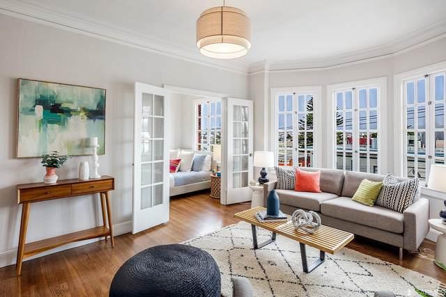 595 12th Avenue #11, San Francisco, CA 94118 (#506086) :: Corcoran Global Living
