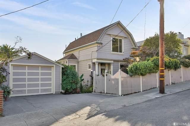 257 Joost Avenue, San Francisco, CA 94131 (#506099) :: Corcoran Global Living