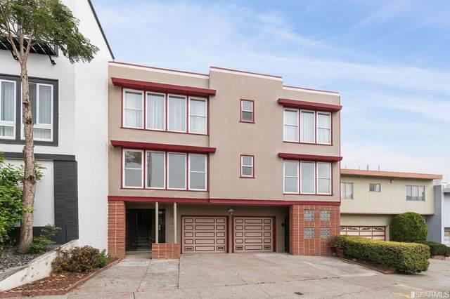 116-118 Terra Vista Avenue #116, San Francisco, CA 94115 (#506103) :: Corcoran Global Living